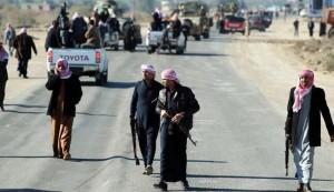 """3000 مقاتل من عشائر الأنبار بصدد استعادة (هيت) من """"داعش"""""""