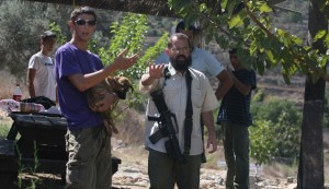 israel warga bersenjata