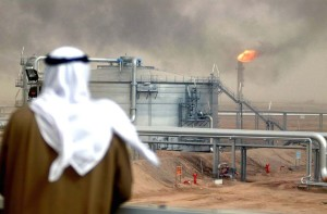 minyak saudi