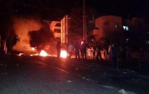 palestina kerusuhan di al-quds