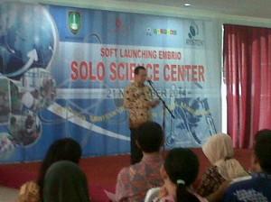 Peresmian Solo Science Center/timlo.net