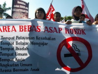 Foto: Illustrasi Anti Rokok/antaranews