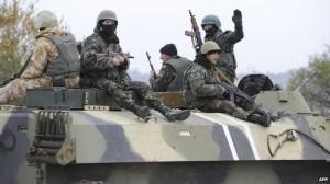 ukraine troop
