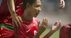 Evan Dimas Turut Berduka/Bolanasional.co