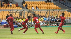 Timnas U-16 dalam uji coba internasional perdana/liputan6.com