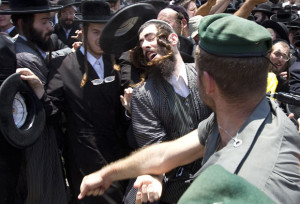 israeli jews ultra-orthodox