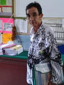 Foto Maman yang diunggah oleh Sukamto MPd, guru Bahasa Indonesia SMPN 17 Bekasi