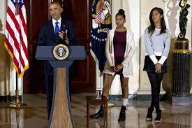 obama daughter