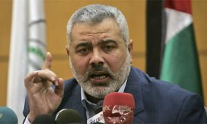 palestina ismail haniyeh