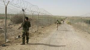 pasukan perbatasan irak