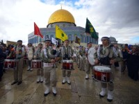 Perayaan Maulid Nabi di Palestina
