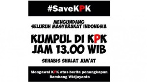 #Save KPK