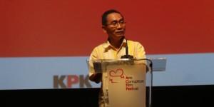 Wakil Ketua KPK Adnan P
