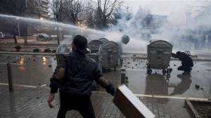 bentrok kosovo