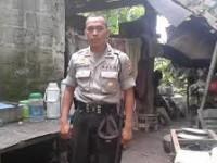 Komitmen Tinggi, Bripda Taufiq Meraih Mimpi Menjadi Polisi
