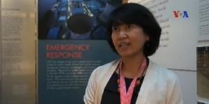 Dokter Endang Widiastuti Handzel, Ahli Kesehatan Indonesia di CDC, Atlanta, Georgia/VOA