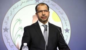 ketua parlemen irak salim al-jabouri