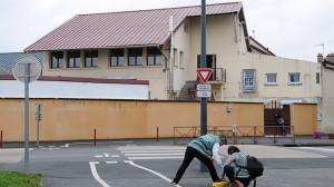 masjid perancis diserang