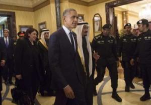 obama-salman saudi