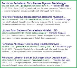 ISIS Pencitraan