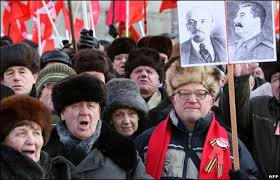 WARGA RUSIA