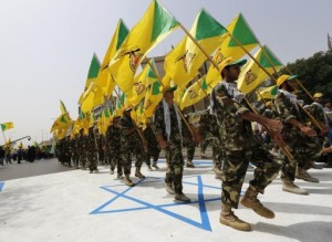brigade hizbullah Irak2
