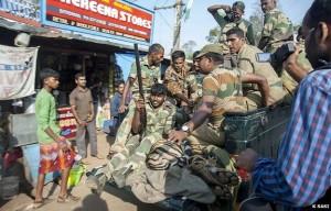 harimau ditembak di india