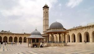Masjid Umayah Aleppo