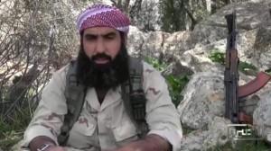 Abu Hammam al Shami suriah
