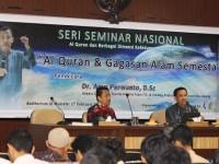 Al-Qur'an dan Gagasan Alam Semesta