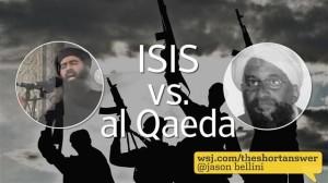 ISIS vs Al Qaeda