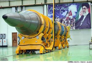 Roket Sejjil Ciptaan Iran