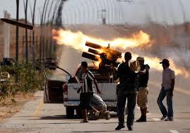 bentrok libya