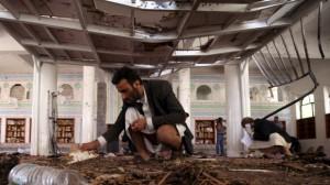 bom masjid yaman