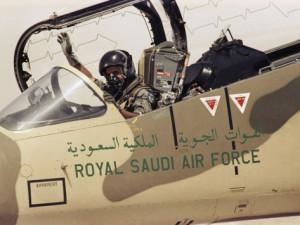 jet tempur saudi