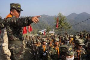 MYANMAR-POLITICS-MINORITIES-UNREST