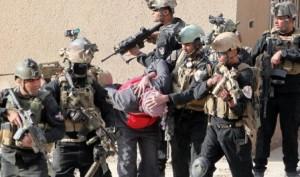 pasukan anti teror irak