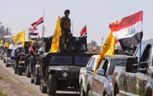 pasukan gabungan irak di tikrit