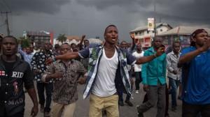 protes nigeria