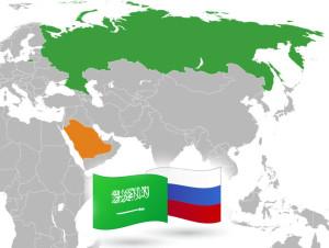saudi dan rusia