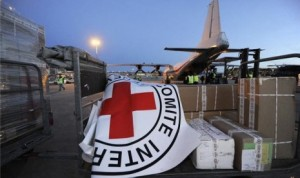 ICRC pesawat