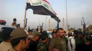 irak pembebasan ramadi