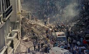 israel embassy bombing