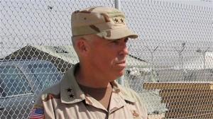 kepala penjara guantanamo
