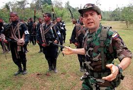 militer kolombia