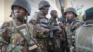 tentara kenya
