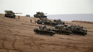 pasukan turki
