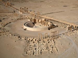 SYRIA-ARCHEOLOGY-HERITAGE-PALMYRA