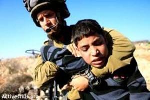 israel-remaja palestina