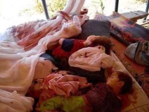 korban serangan isis di kobane